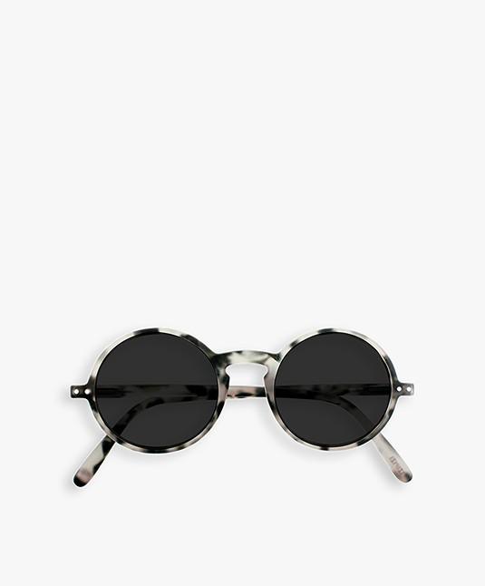 IZIPIZI SUN #D Sunglasses - Grey Marble/Grey Lenses