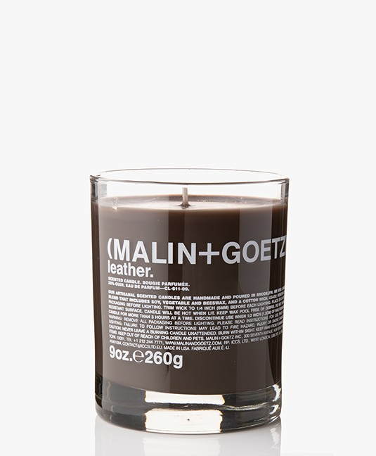 MALIN+GOETZ Leather Kaars