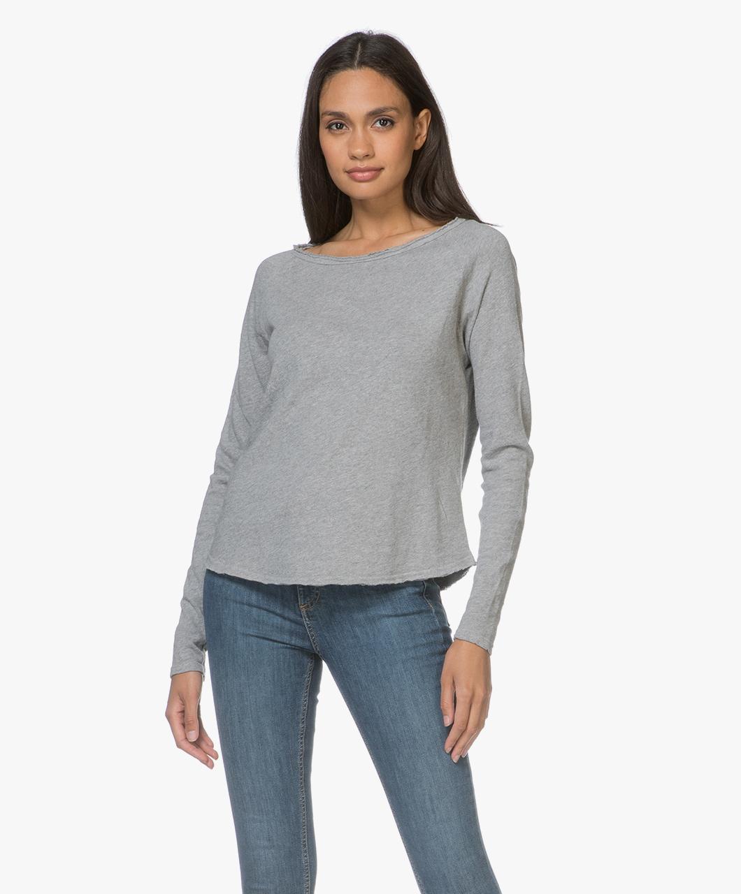 Obrázek American Sweater Vintage Sonoma in Grey Melange