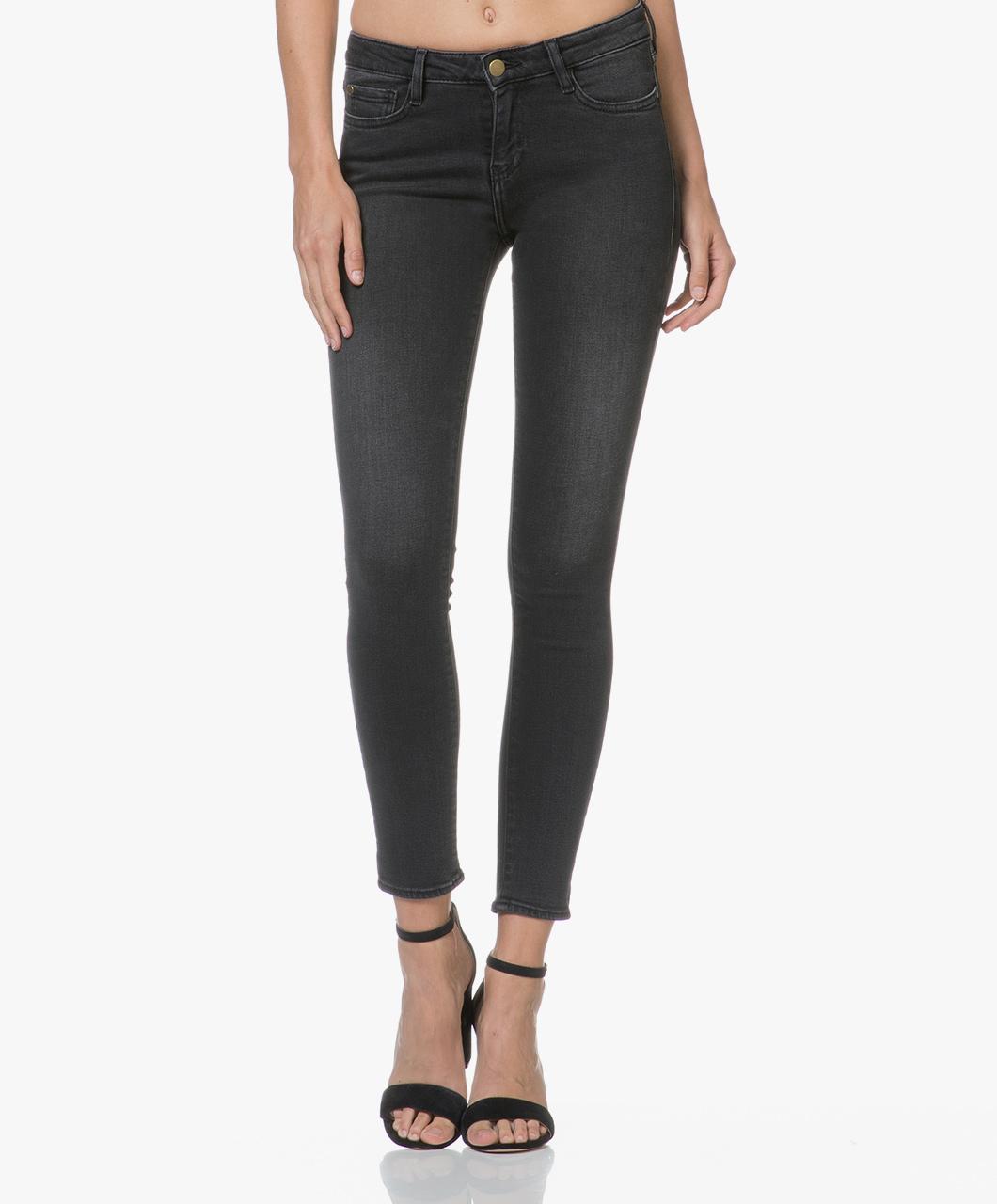 Afbeelding van Ba&sh Jeans Lily Stretchy Skinny in Zwart