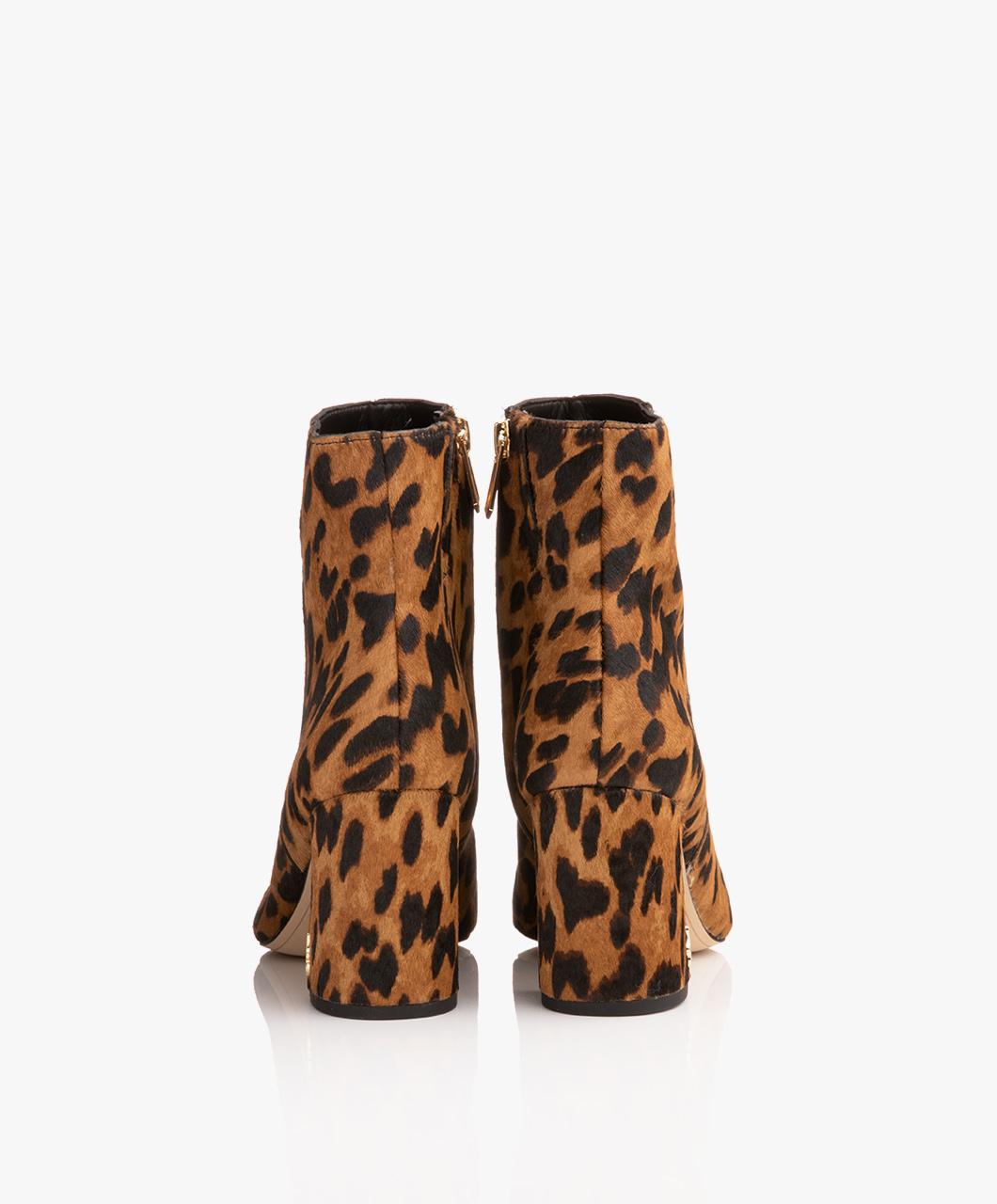 b07439b6b Sam Edelman Hilty Brahma Hair Ankle Boots - Luggage - hilty luggage ...