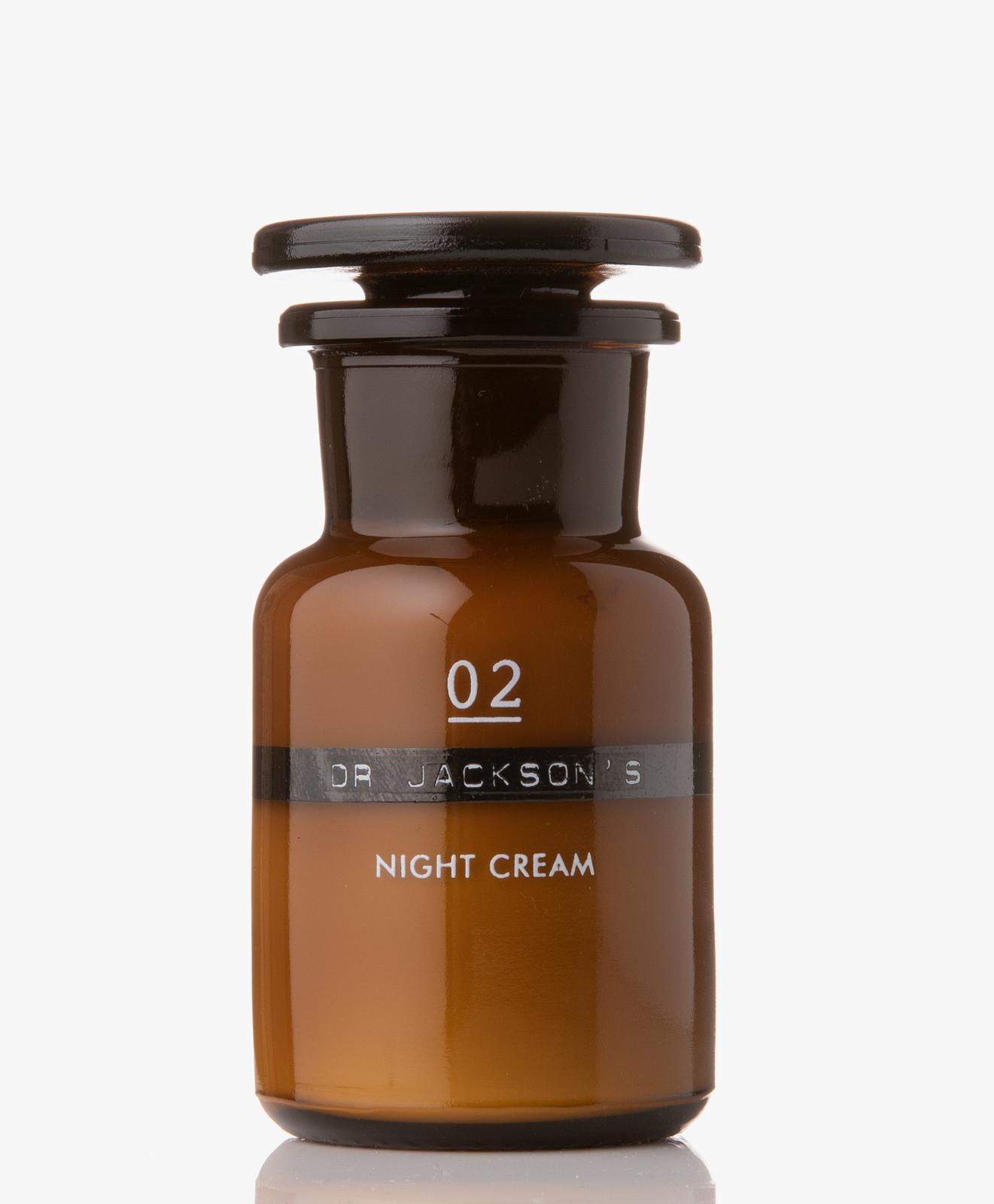 Afbeelding van Dr Jackson's Cream 02 Night Skin