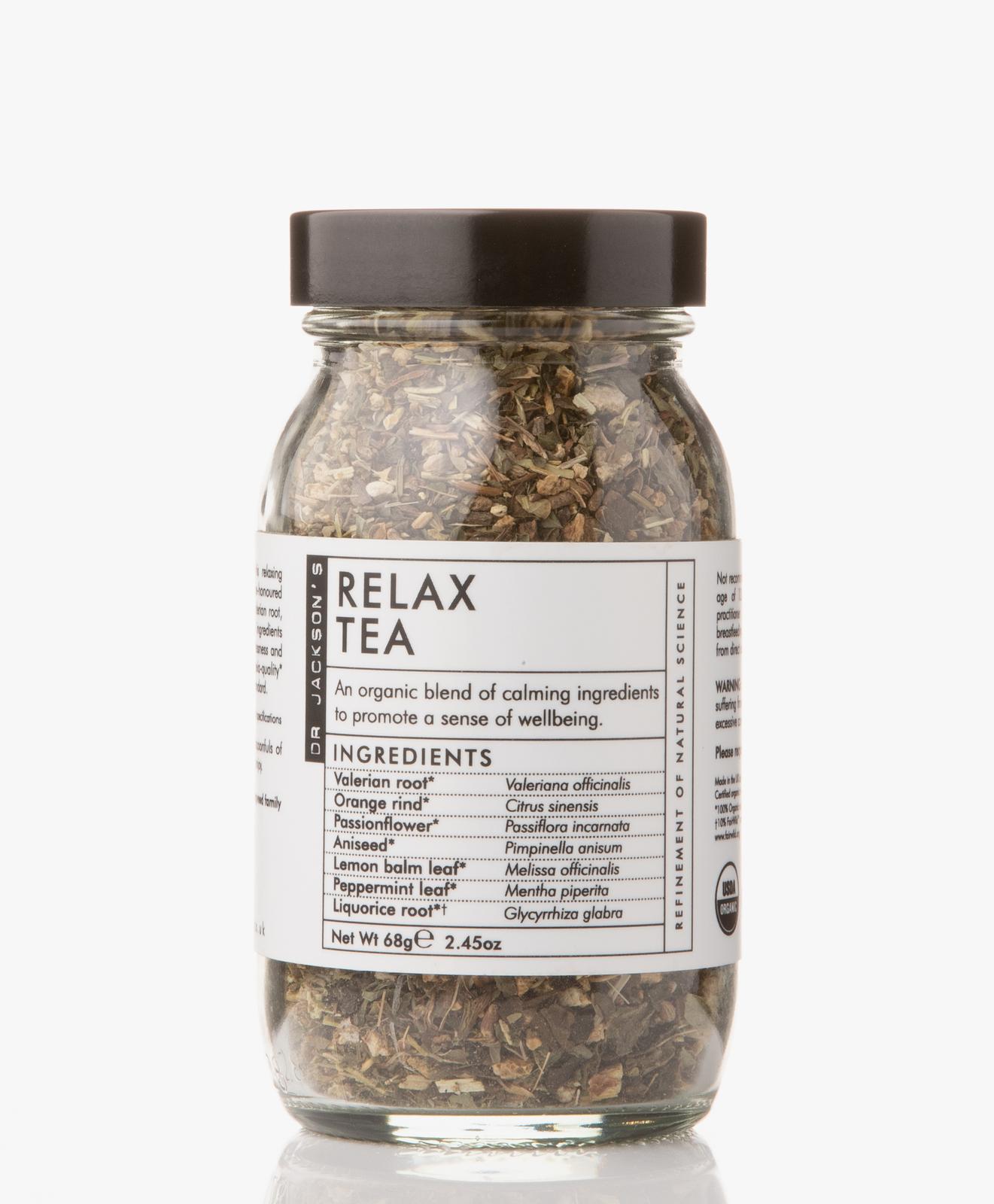 Afbeelding van Dr Jackson's Tea Relax Loose