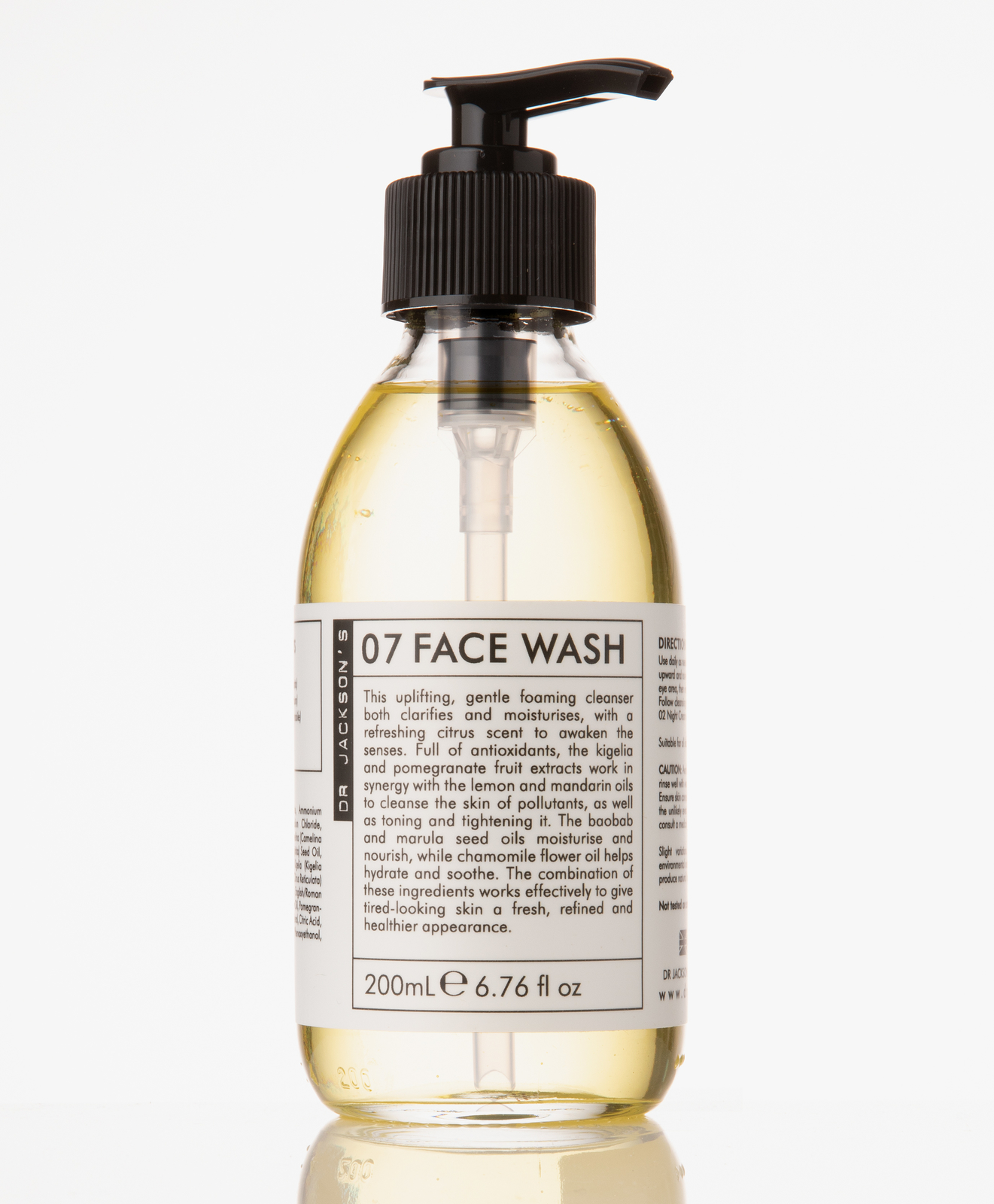 Afbeelding van Dr Jackson's Wash 07 Face