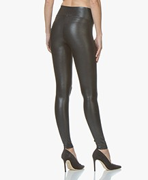 e327bc9af2214 SPANX® Faux Leather Pebbled Leggings - Pebble Grey - spx 20186r 9296 ...