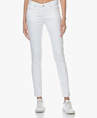 Repeat Skinny Stretch Jeans - White