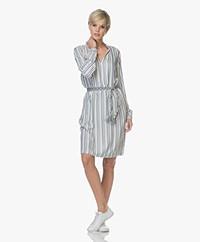 MKT Studio Rebela Viscose Dress - Blue