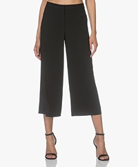 Rag & Bone Molly Wide-leg Culottes - Black