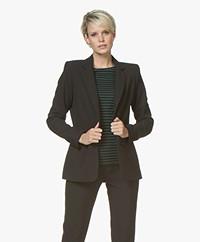 LaSalle Tailored Blazer - Black