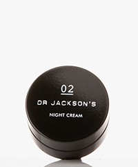 Dr Jackson's 02 Night Cream - 30mL