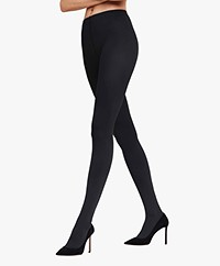 FALKE Pure Matt 100 Tights - Black