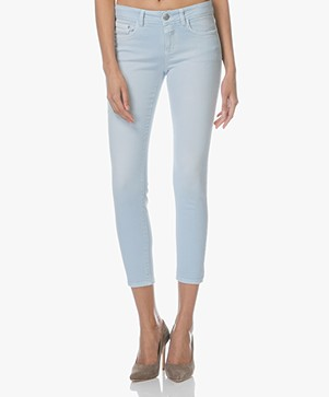 Closed Baker Cropped Jeans - Blue Cadillac