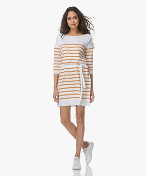 Marie Sixtine Dorothee Knit Dress - Optical