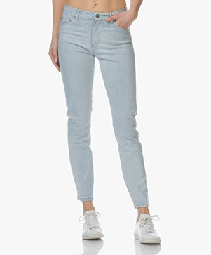 BOSS J21 Roseville Slim-fit Jeans - Light/Pastelblauw