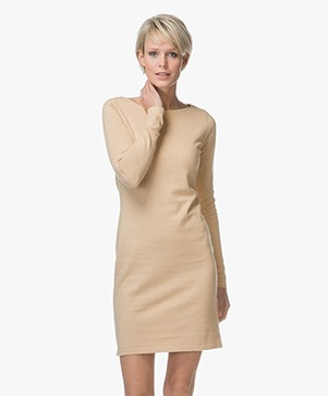 Josephine & Co Leone Knitted Dress - Beige