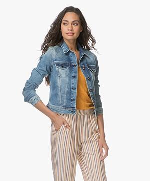 Denham Brooklyn Denim Jacket - Indigo