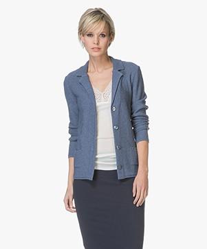 Belluna Fay Viscosemix Blazervest - Jeans