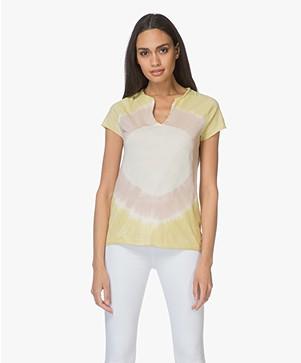 Zadig & Voltaire Tunisien Tie-dye T-shirt - Beur