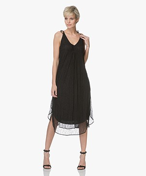 By Malene Birger Manania Lace Dress - Black