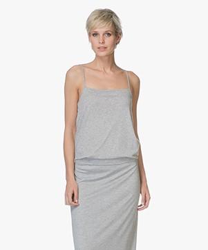Filippa K Summer Strap Top - Light Grey