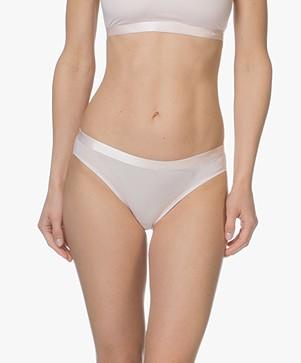 Calvin Klein Modalmix Jersey Slip - Nymph's Thigh