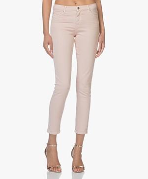 BOSS J21 Roseville Slim-fit Jeans - Licht Pastelroze