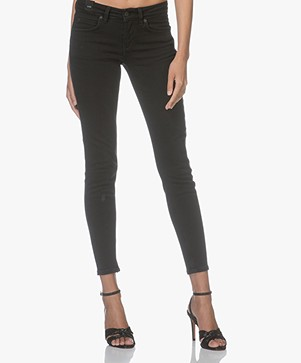 Drykorn Pay Cropped Skinny Jeans - Zwart