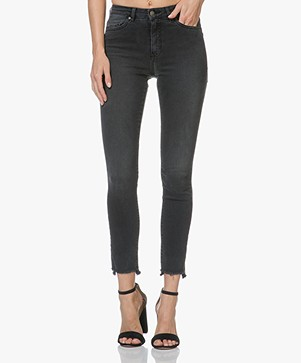 BOSS J11 Madison Skinny Jeans - Donkergrijs