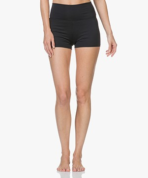 Filippa K Soft Sport Yoga Short - Zwart