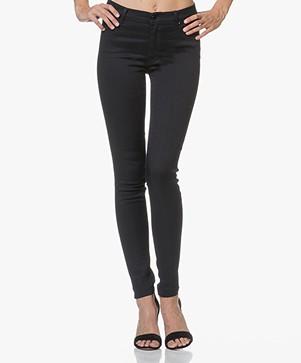HUGO Georgina Super Skinny Jeans - Dark Blue