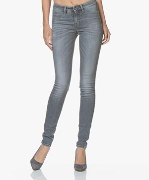 Denham Spray Super Tight Fit Jeans - Grey