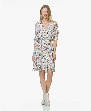 Marie Sixtine Elya Viscose Dress - Morris L