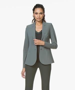 JapanTKY Naddo Tailored Blazer - Army Green