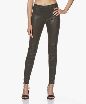1e16c461cf4db6 Rag & Bone Skinny Leather Pants - Washed Black - skinny | w1602l0 34 ...