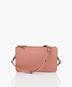 Matt & Nat Triplet Dwell Cross-Body Bag - Clay