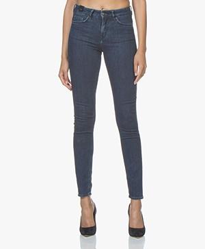 Drykorn Pull Skinny Jeans - Dark Blue