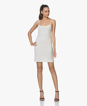 Filippa K Tech Slip Dress - Bisque