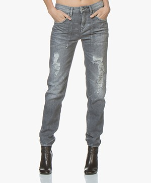 Drykorn Cushy Tapered Jeans - Grey