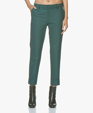 Closed Stewart Wolmix Pantalon - Gingko