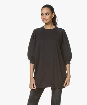 Ragdoll LA Super Oversized Sweatshirt - Zwart