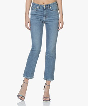 Filippa K Stella Washed Jeans - Mid Blue