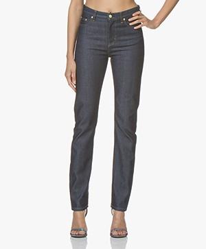 Filippa K Taylor Raw Jeans - Dark Blue