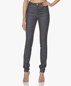 Filippa K Vicky Raw Jeans - Donkerblauw