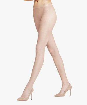 FALKE Netting Tights - Nude