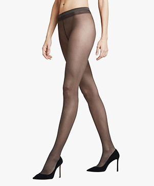 FALKE Pure Matt 20 Tights - Anthracite