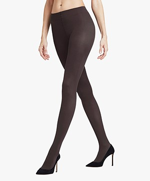 FALKE Pure Matt 50 Tights - Anthracite