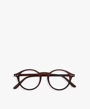 IZIPIZI READING #D Limited Edition Reading Glasses - Dark Wood