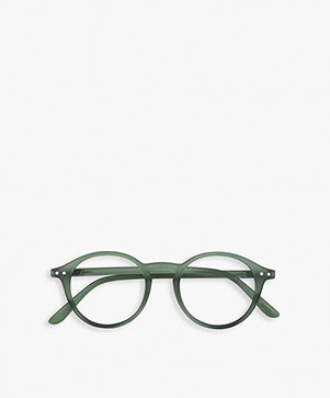 IZIPIZI READING #D Limited Edition Leesbril - Green Moss