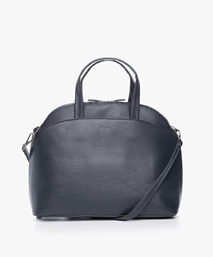 Matt & Nat Ville Dwell Satchel - Ink