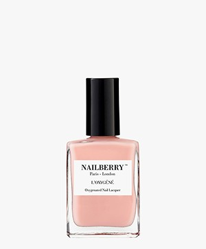 Nailberry L'oxygene Nagellak - A Touch Of Powder